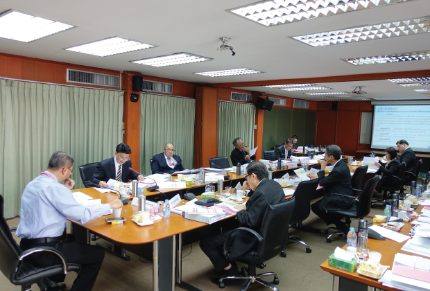 The meeting of committee of International Institute for Trade and Development 1/2016