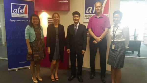 Creating opportunities for future cooperation with AFD