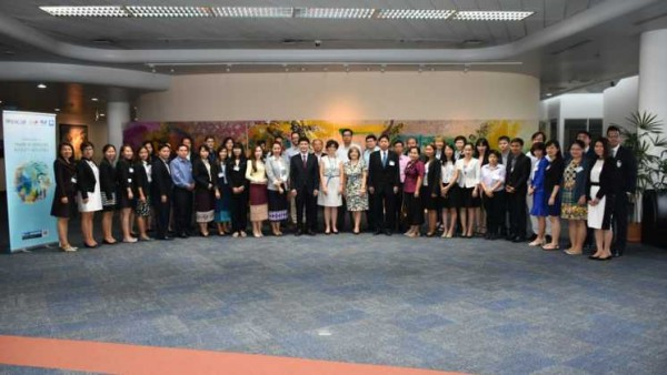 Joint Cooperation under the MOU among ITD, ESCAP and MOC for Capacity Building