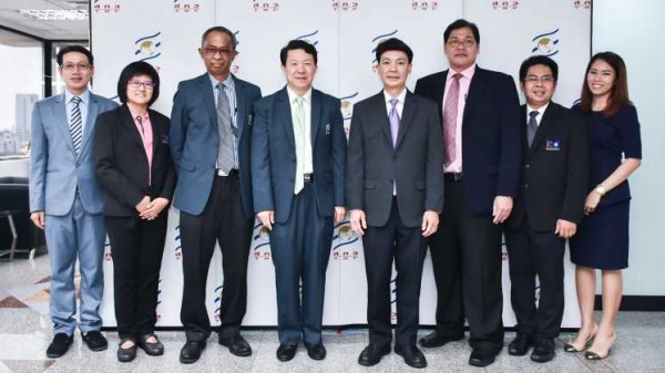 ITD signed the agreement of cooperation with the Thailand Research Fund