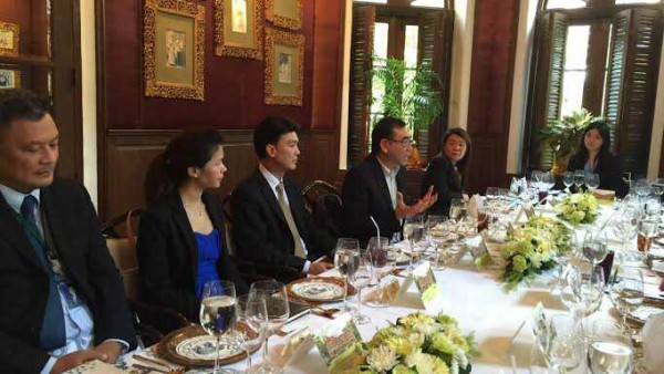 Creating opportunities for future cooperation with APEC