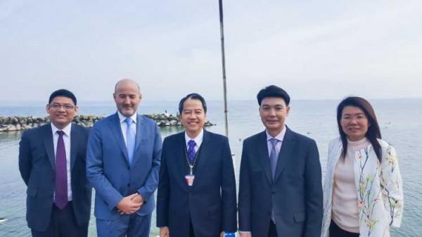 ITD tighten relations with UNCTAD, WTO and international organizations in Geneva, Switzerland