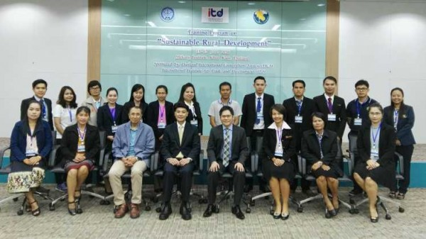Joint Cooperation on the Training of Sustainable Rural Development