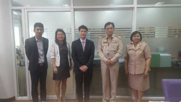 The Cooperation with Vocational Education Commission, Ministry of Education