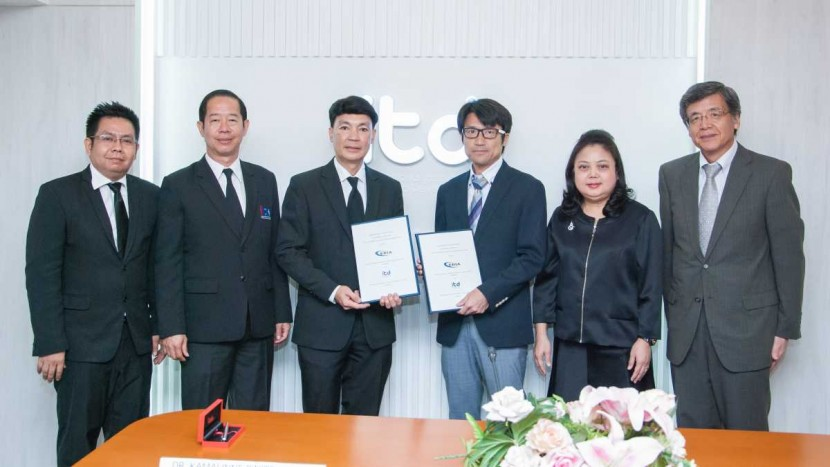 Memorandum of Agreement between ERIA and ITD
