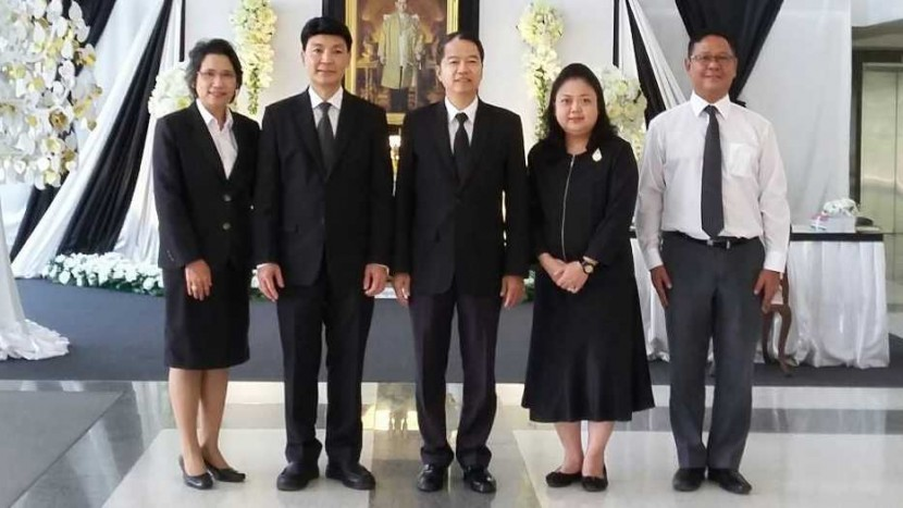 ผู้อำนวยการ ITD เข้าร่วมการประชุมหารือความร่วมมือกับกรมเจรจาการค้าระหว่างประเทศ กระทรวงพาณิชย์