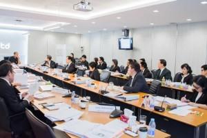 การประชุม คณะกรรมการสถาบันระหว่างประเทศเพื่อการค้าและการพัฒนา ครั้งที่ 2/2560