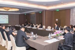 "ITD จัดประชุมระดมความคิดเห็นเรื่อง ""Global Development Trends for Sustainability"""