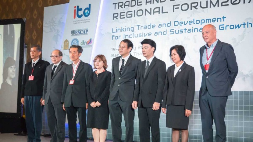 Trade and Development Regional Forum 2017 (2nd Day)
