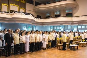 Director of ITD attend The Celebrations on the Auspicious of His Majesty King Maha Vajiralongkorn Bodindradebayavarangkun's 65th Birthday Anniversary