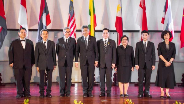 Director of ITD attends 6th Chula – ASEAN's week
