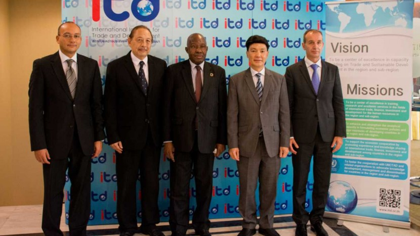 ITD cooperates with WTO to arrange Regional Policy Seminar in 2017