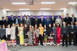 ปิดงาน อบรม Regional Trade Policy Course for Asia and Pacific Members and Observers