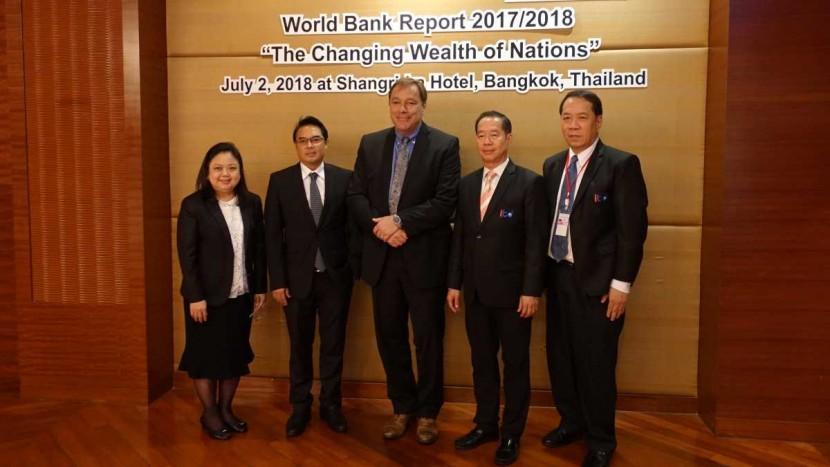 สถาบันระหว่างประเทศฯ (ITD) จัดงานแถลงข่าวเผยรายงานรายงานธนาคารโลก