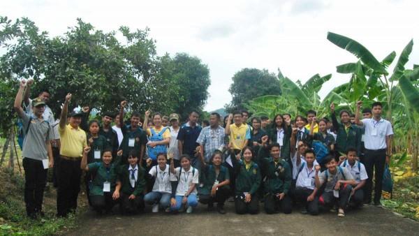 """ITD ร่วมกับสำนักงานคณะกรรมการการอาชีวศึกษาได้จัดงานฝึกอบรม Youth Camp """"SMART FARMER""""ครั้งที่ 5"""