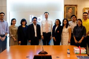 ไอทีดีต้อนรับและแลกเปลี่ยนความรู้ทางวิชาการกับคณะนักวิจัยของสถาบันเอเชียตะวันออกศึกษา