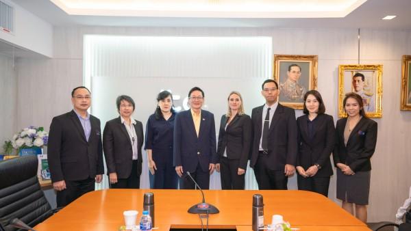 (English) ผอ. ITD ต้อนรับผู้แทนจาก International Trade Centre (ITC) และผู้แทนจากกรมเจรจาการค้าระหว่างประเทศ