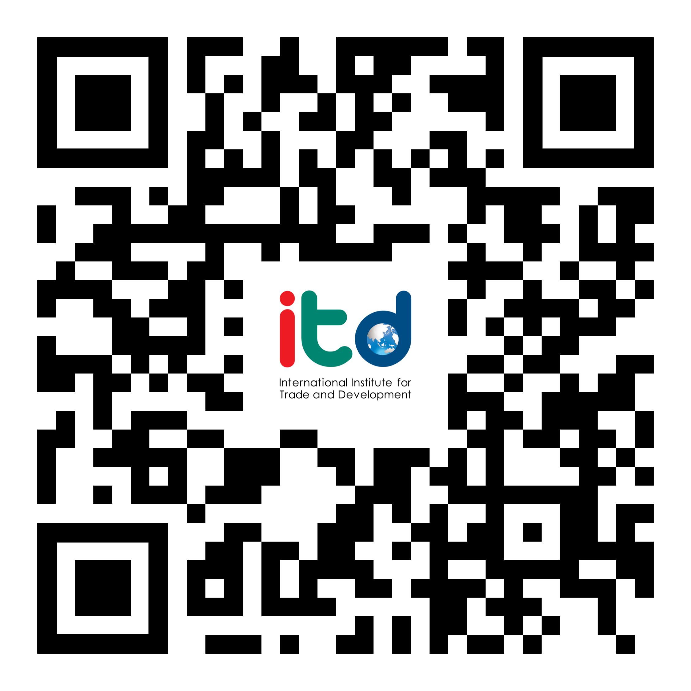 qr-code facebook ITD